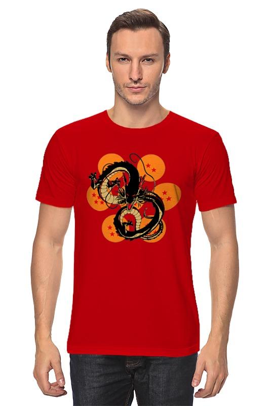 Футболка классическая Printio Китайский дракон pinkwin китайский красный l