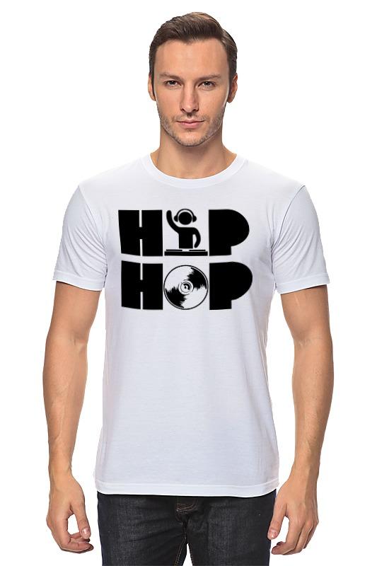 Футболка классическая Printio Хип хоп футболки и топы ёмаё футболка для мальчиков хип хоп 27 6126