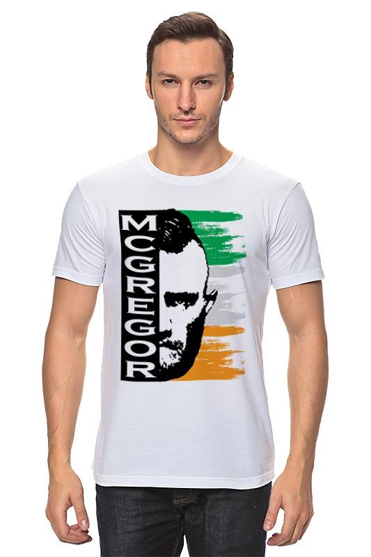 Футболка классическая Printio Конор макгрегор футболка конор макгрегор