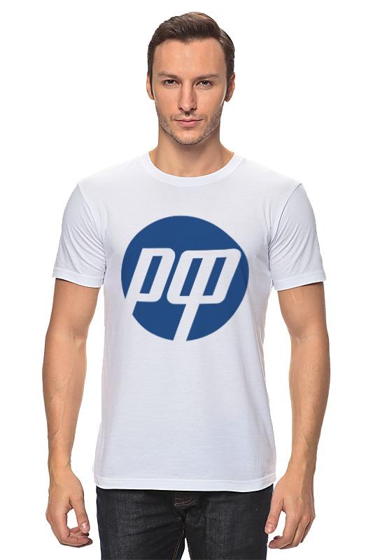 Футболка классическая Printio Рф логотип футболка классическая printio ответы рыбака смотри спину