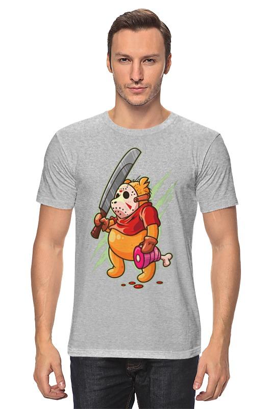 Футболка классическая Printio Винни пух (джейсон) футболка классическая printio винни пух