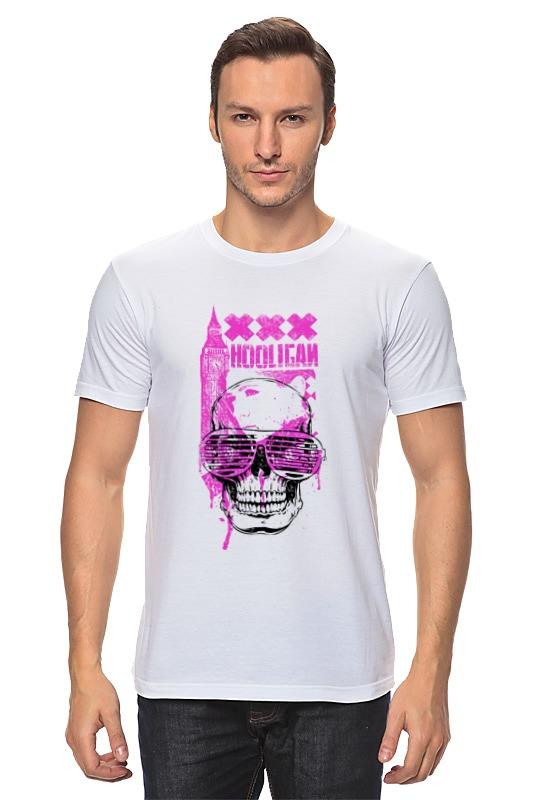 Футболка классическая Printio Хулиганка ostin футболка с ярким принтом