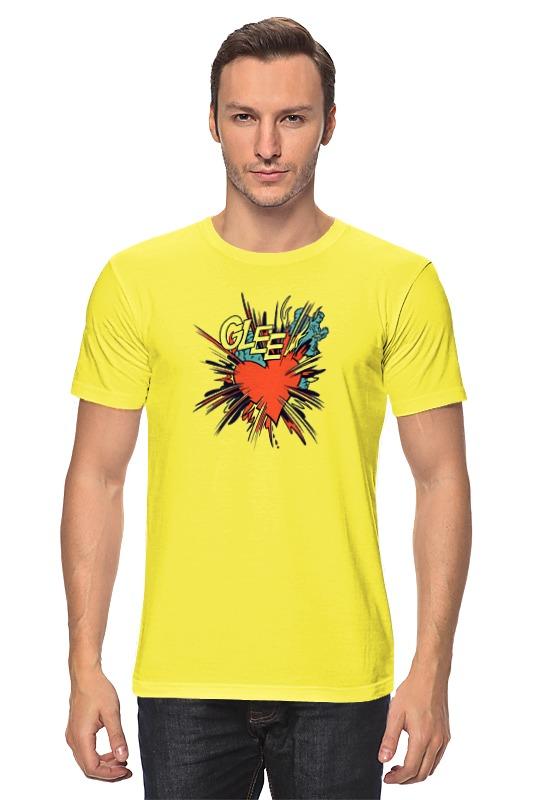 Футболка классическая Printio Glee футболка wearcraft premium printio glee