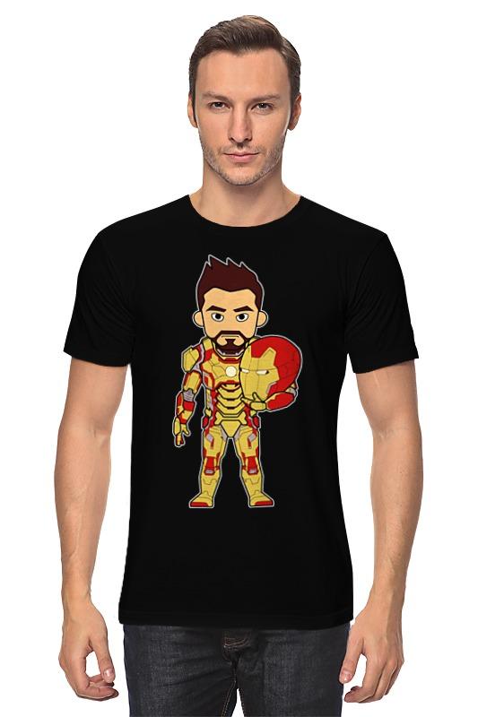 Printio Железный человек (iron man) сумка printio железный человек iron man