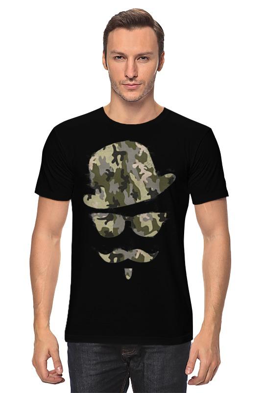 Футболка классическая Printio Хипстер футболка классическая printio ганди хипстер