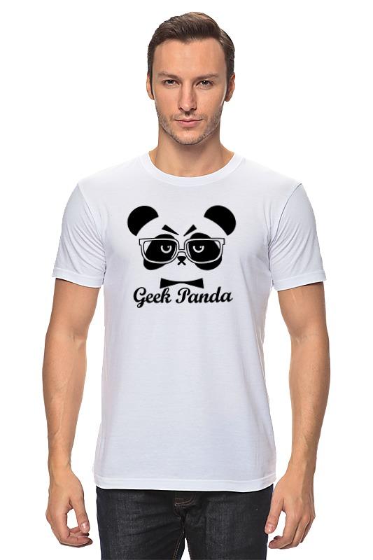 Футболка классическая Printio Панда (panda) футболка классическая printio панда panda