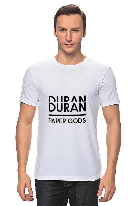 Футболка классическая Printio Duran duran футболка классическая printio duran duran