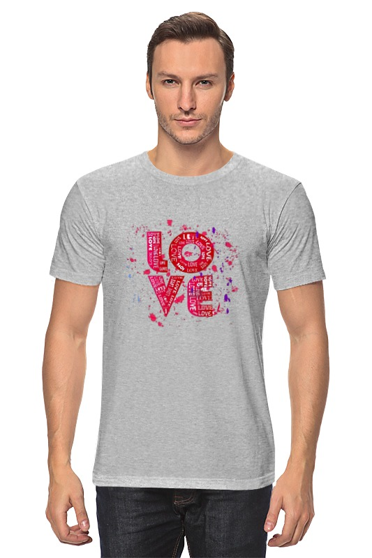 Футболка классическая Printio Love футболка классическая printio love for orlando
