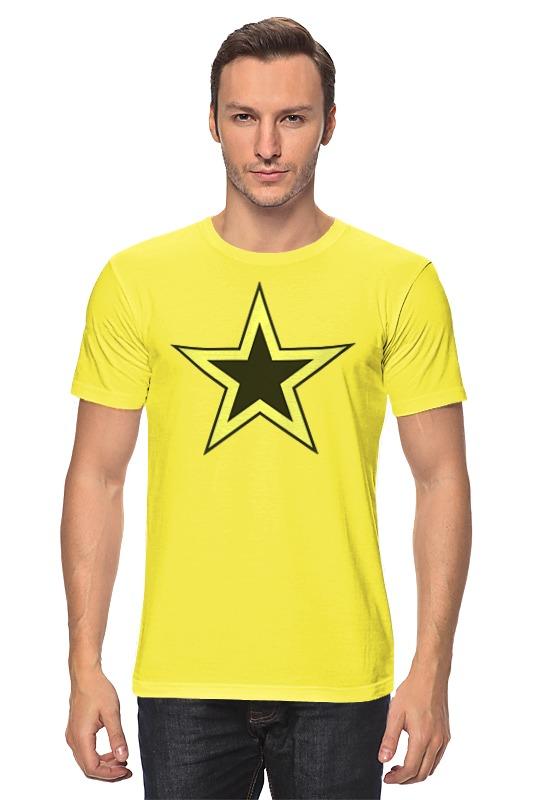 Футболка классическая Printio Starman foster mark burrows phillip starman