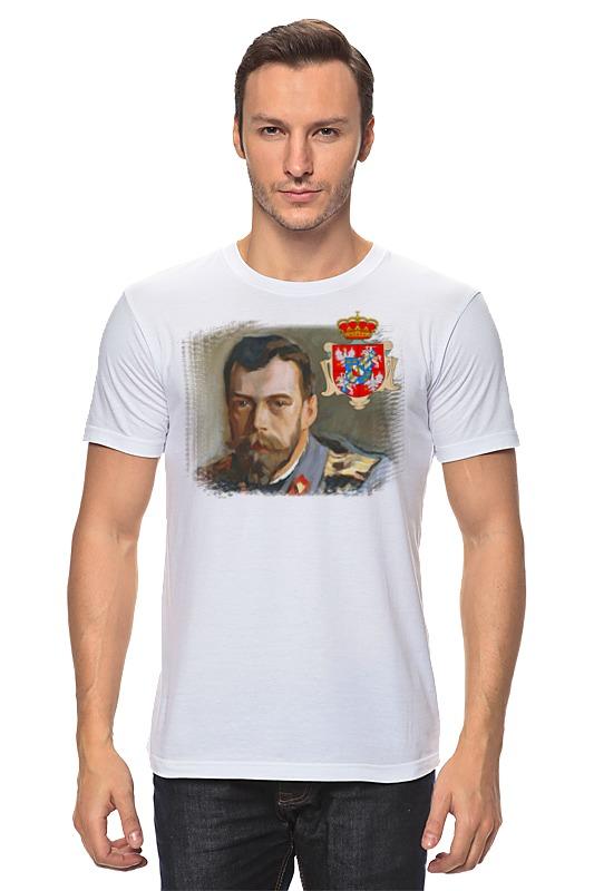 Фото - Футболка классическая Printio Последний император россии футболка классическая printio император владимир 1