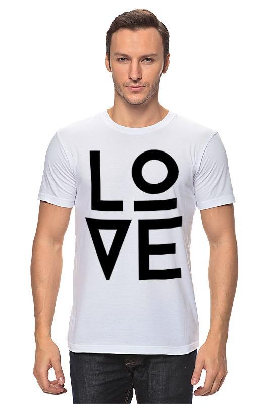 Printio Любовь (love) футболка классическая printio любовь love