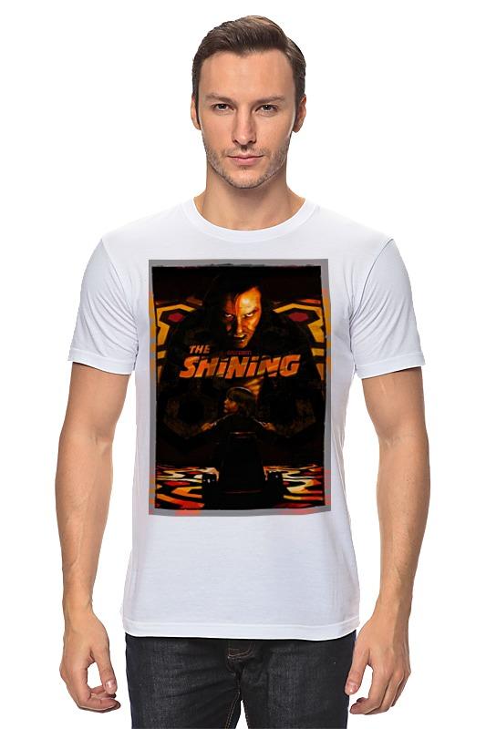 Футболка классическая Printio Сияние / the shining футболка классическая printio the black keys