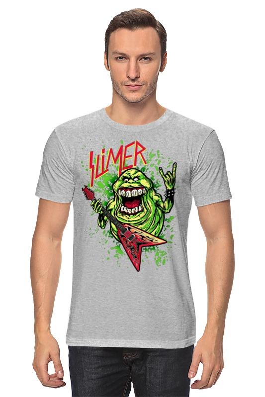 Футболка классическая Printio Лизун/slayer футболка slayer