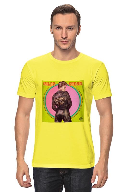 Футболка классическая Printio Miley cyrus футболка классическая printio miley cyrus