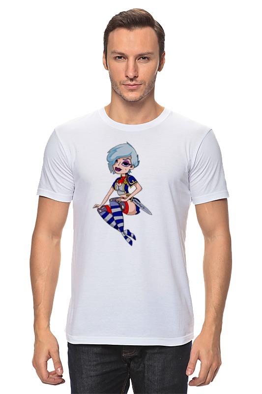 Футболка классическая Printio Седогрив футболка wearcraft premium printio седогрив