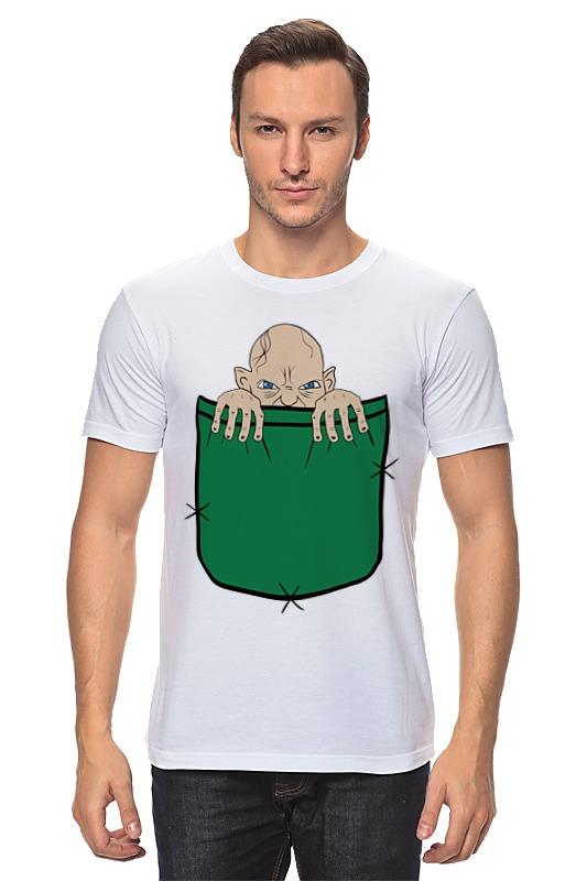 Printio Голлум (властелин колец) футболка с полной запечаткой для девочек printio голлум властелин колец