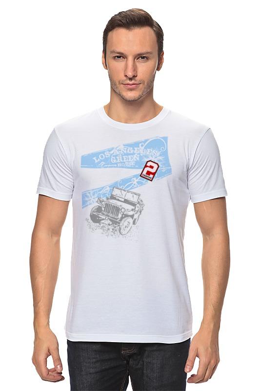 Футболка классическая Printio Los angeles футболка wearcraft premium printio los angeles
