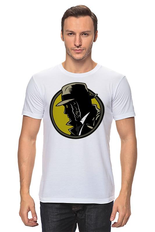 Футболка классическая Printio Дик трэйси футболка рингер printio дик трэйси