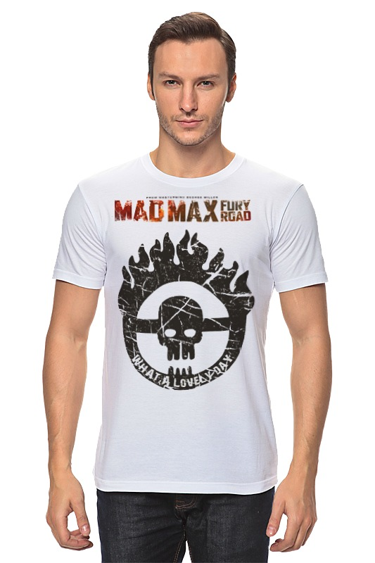 Футболка классическая Printio Mad max