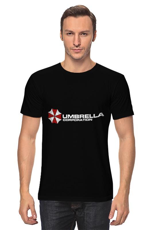 Футболка классическая Printio Umbrella зонт reisenthel umbrella margarite ym7038