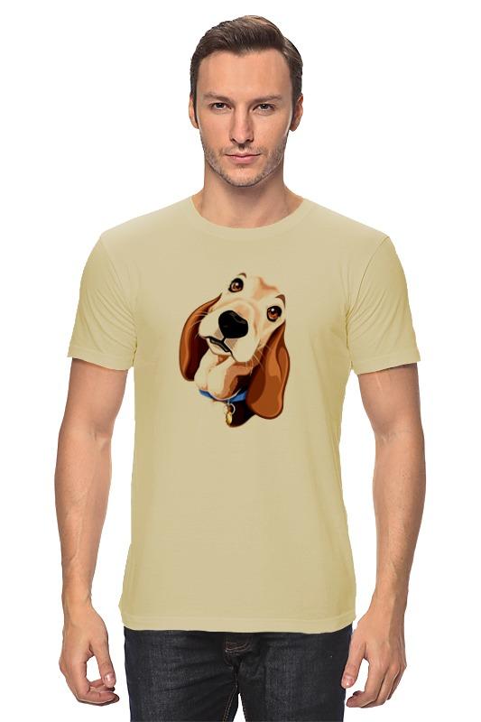Футболка классическая Printio Смешная собачка футболка классическая printio смешная собачка