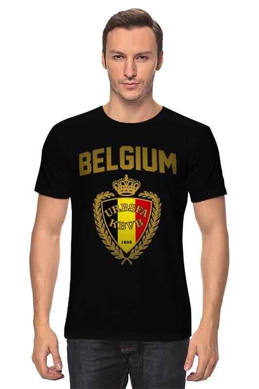 Футболка классическая Printio Сборная бельгии