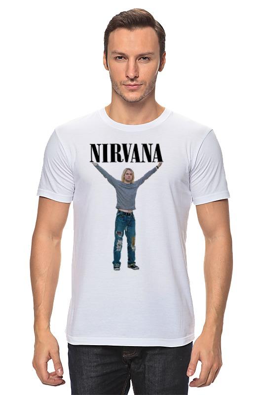 Футболка классическая Printio Nirvana nirvana
