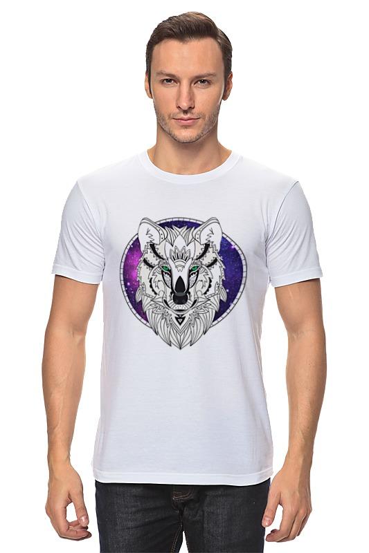 Футболка классическая Printio Дух волка. футболка классическая printio кошка с зелеными глазами