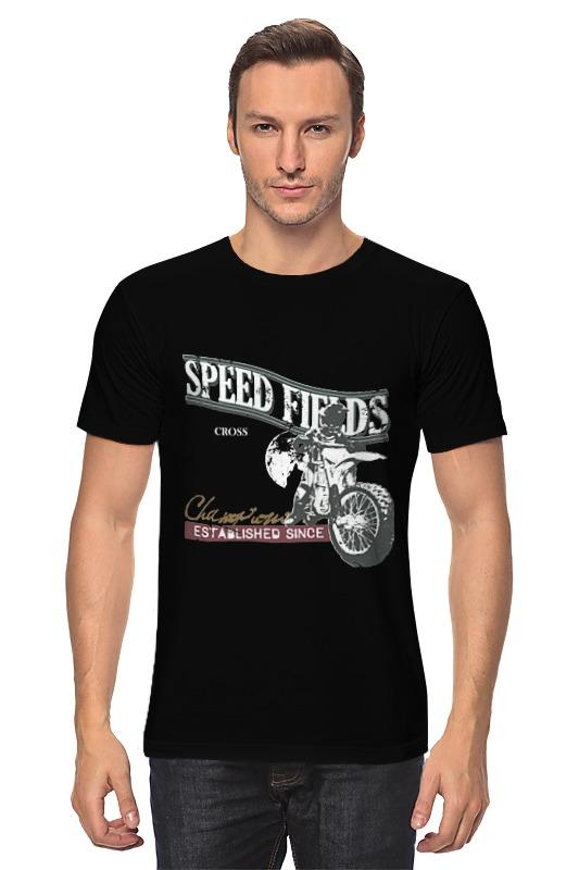 Printio Мото...speed fields... толстовка wearcraft premium унисекс printio мото speed fields