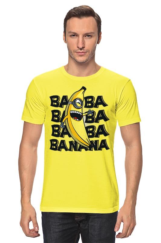 Футболка классическая Printio Ba ba banana ampeg ba 108v2