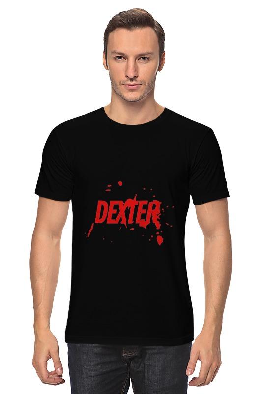 Футболка классическая Printio Dexter футболка print bar duck dexter
