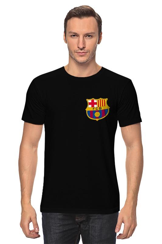 Футболка классическая Printio Барселона