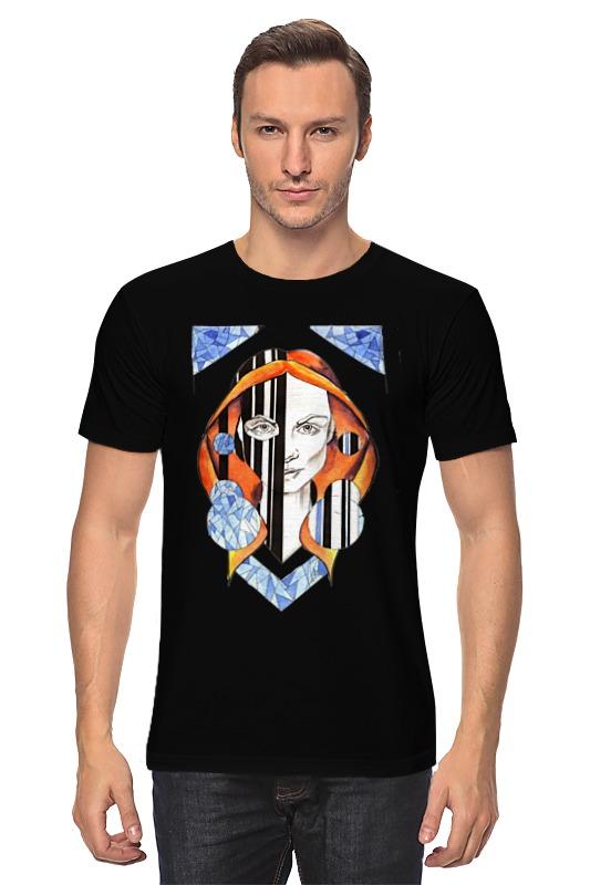 Футболка классическая Printio Двуликая футболка классическая printio двуликая