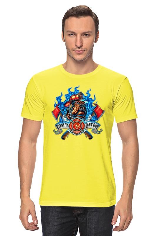Футболка классическая Printio Бульдог футболка классическая printio программирование