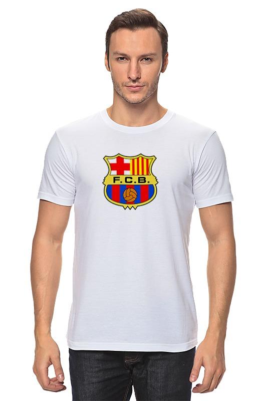Футболка классическая Printio Futbol club barcelona tryp barcelona condal mar hotel 4 барселона