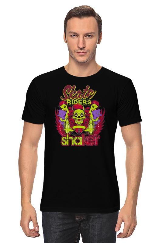 Футболка классическая Printio Skate riders футболка rude riders футболка