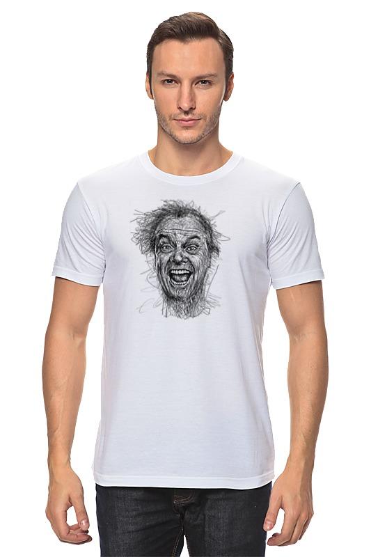 Футболка классическая Printio Джек николсон футболка классическая printio светильник джек