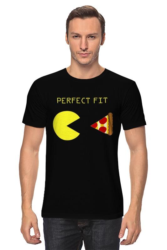 Футболка классическая Printio Пакман футболка классическая printio пакман