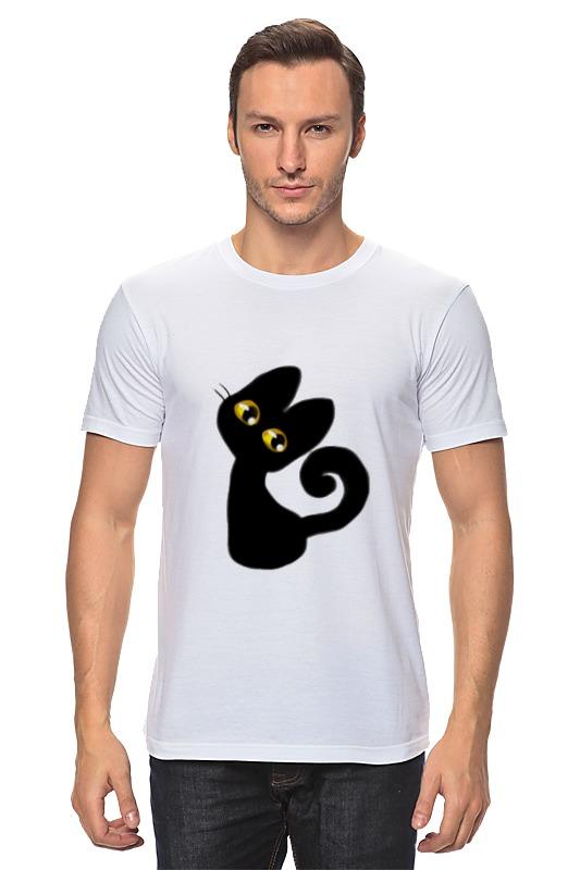 Printio Котейка) детская футболка классическая унисекс printio котейка
