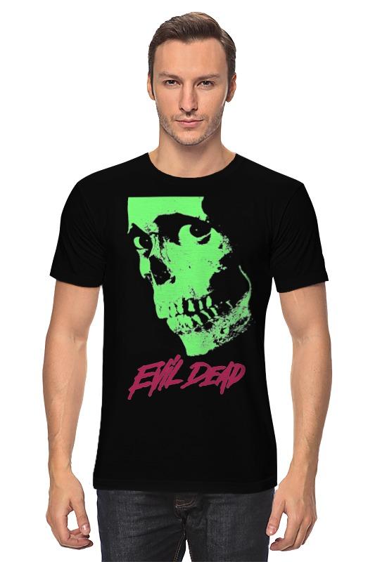 Футболка классическая Printio Evil dead футболка evil dead