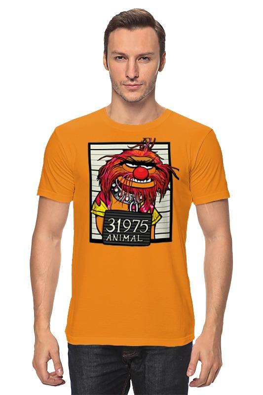 Футболка классическая Printio Animal animal футболка animal outdoors f94 s