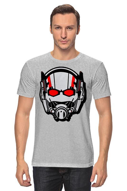 Футболка классическая Printio Ant-man 3d детская футболка классическая унисекс printio ant man 3d