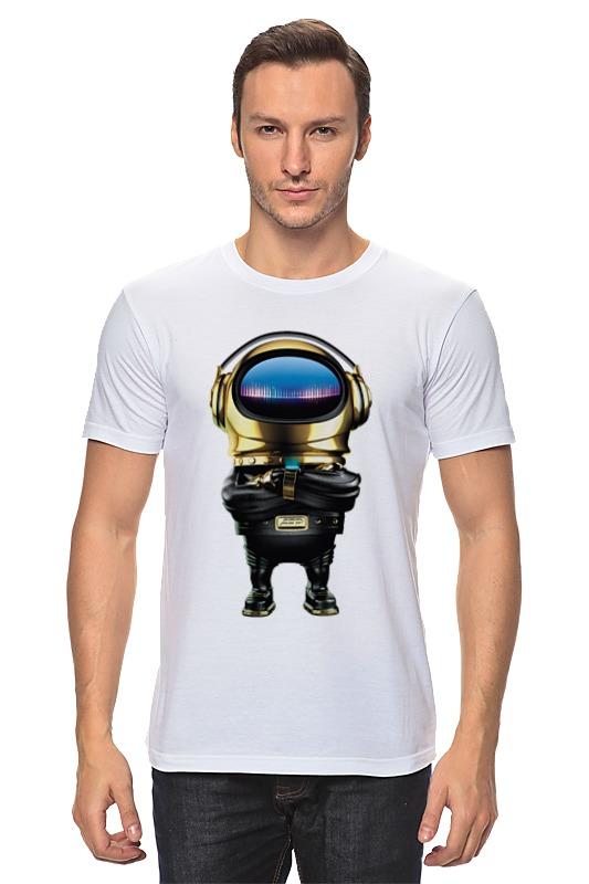Футболка классическая Printio Alfa future people goldman футболка классическая printio junk people