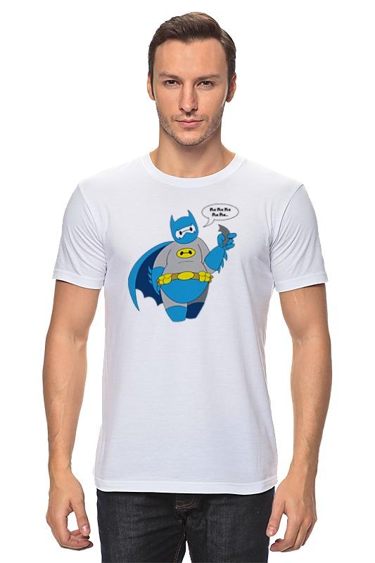 Printio Баймакс (бэтмен) printio баймакс город героев