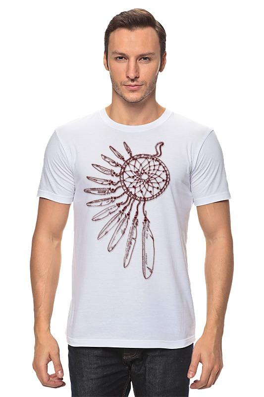 Футболка классическая Printio Ловец снов 2 футболка классическая printio 62 2% в саратове