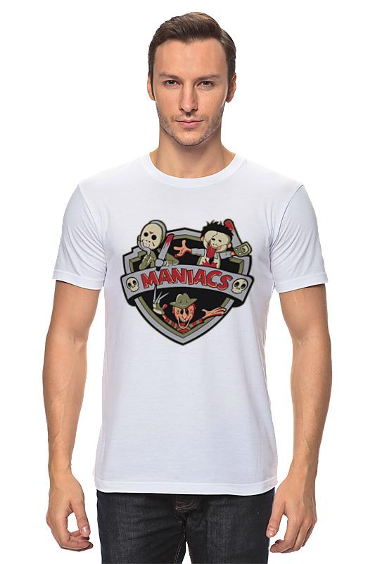 лучшая цена Printio Maniacs (маньяки)