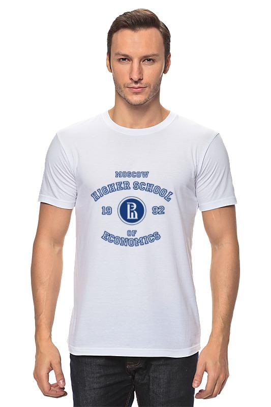 Футболка классическая Printio Мужская вшэ футболка мужская asos 305515