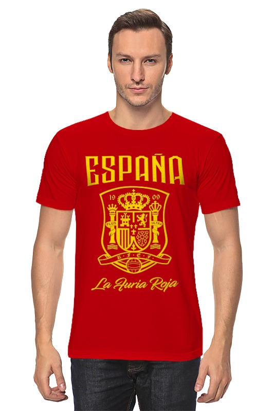 Printio Сборная испании
