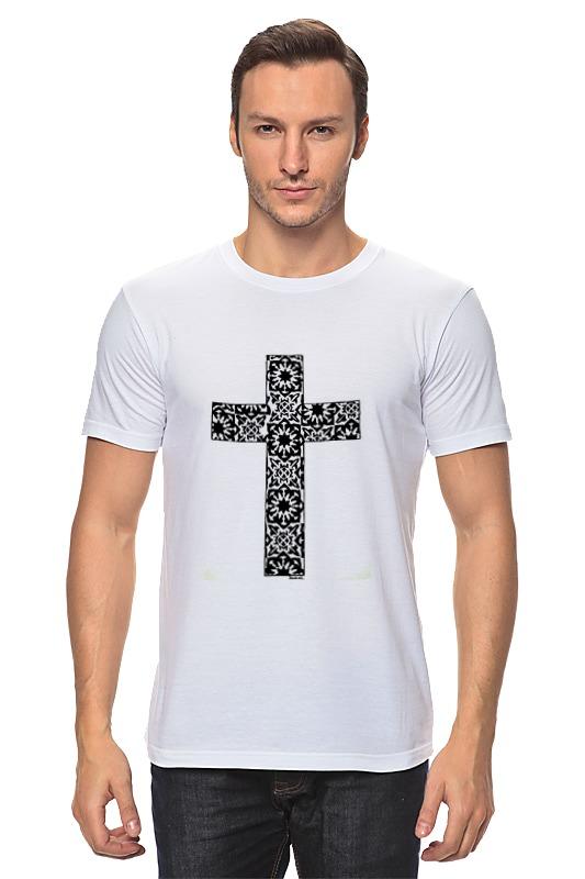 Футболка классическая Printio Крест лонгслив printio армянский крест
