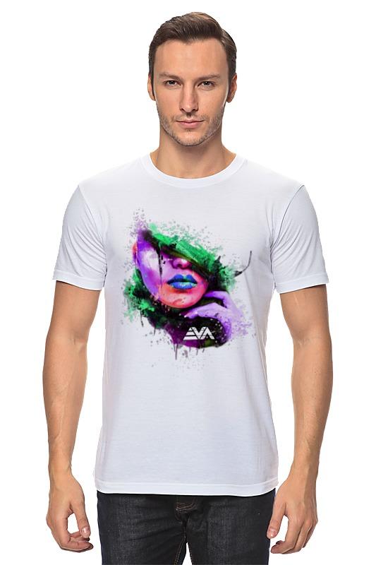 Футболка классическая Printio Рианна футболка классическая printio рианна